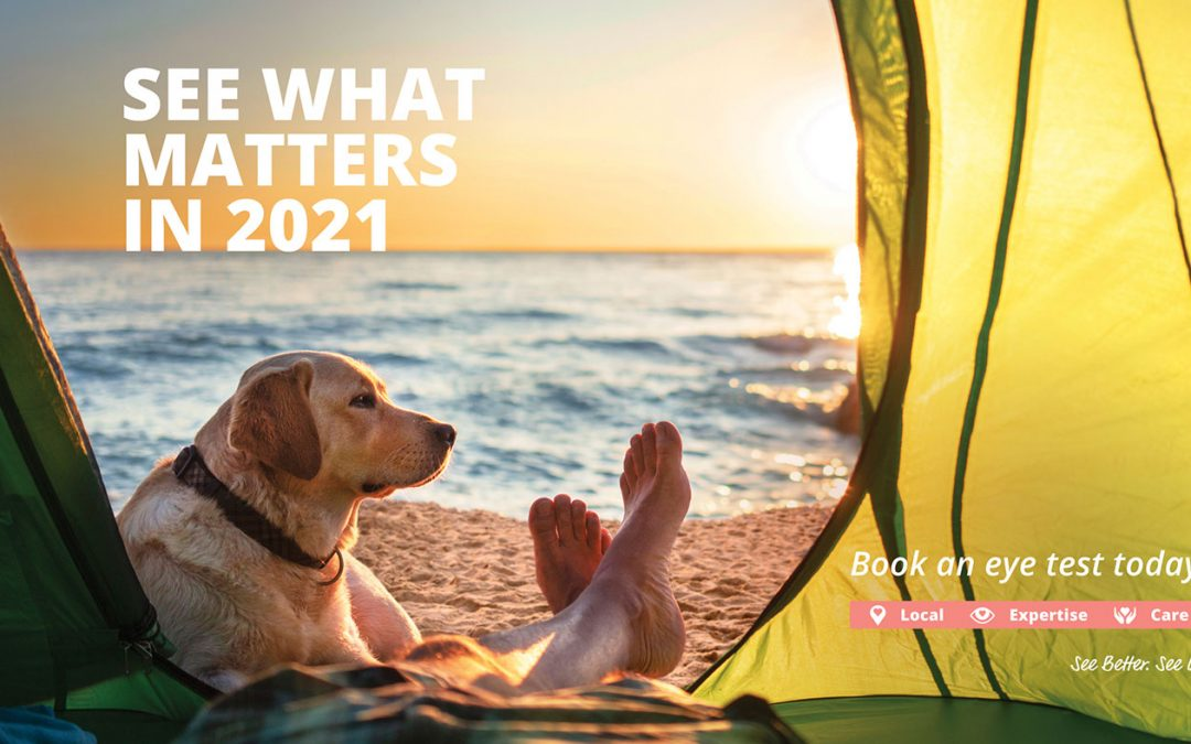 See What Matters in 2021 at  I-Vision Optometrists